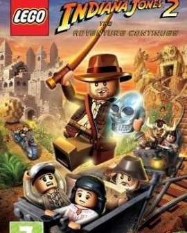 LEGO Indiana Jones 2: The Adventure Continues [Patched][FullRIP][ENG] [2009, Arcade]