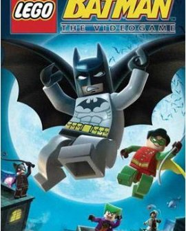 LEGO Batman: The VideoGame [FullRip][CSO][RUS] [2008, Action]
