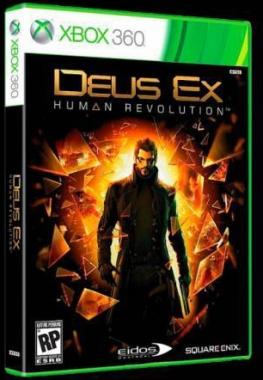 Deus Ex:Human Revolution [Region Free][Rus]