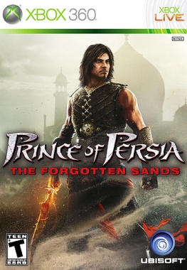 Prince of Persia: The Forgotten Sands (2010) XBOX360