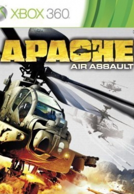 Apache: Air Assault (Region Free) (2010) ENG