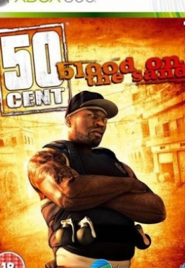 50 Cent: Blood On The Sand (2009) Xbox-360