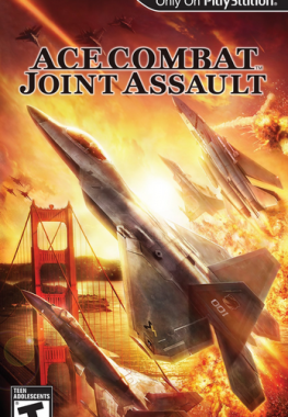 Ace Combat: Joint Assault [2010, Arcade / Simulator (Flight Combat) / 3D]