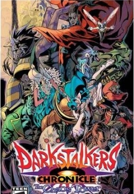Darkstalkers Chronicle: The Chaos Tower [2005, Action / FPS]