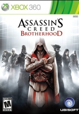 Assassin's Creed: Brotherhood (2010) [PAL/Multi10/RUSSOUND]