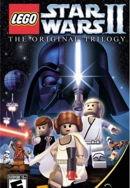 LEGO Star Wars II: The Original Trilogy [2006, Action, Arcade]