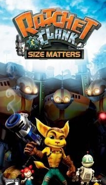 Ratchet and Clank Size Matters [RIP] [2007, Action / FPS]