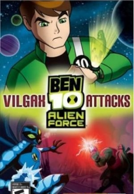 Ben 10: Alien Force Vilgax Attacks [2009, Приключения]