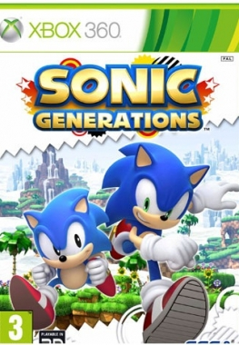 [XBOX360] Sonic Generations (DEMO) [ENG]