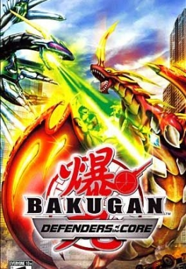 Bakugan Battle Brawlers: Defenders of the Core [2010, Action]