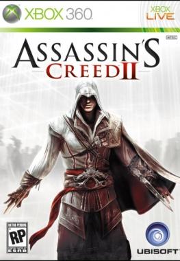 Assassin`s Creed 2 [RUS] (2009) xbox 360