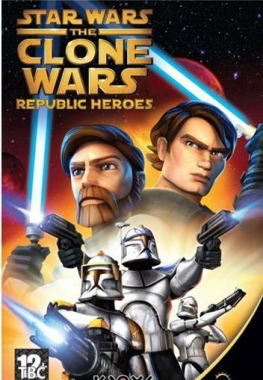 Star Wars The Clone Wars Republic Heroes [2009, Action]
