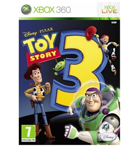 Toy Story 3: The Video Game (2010/Xbox 360/Eng)