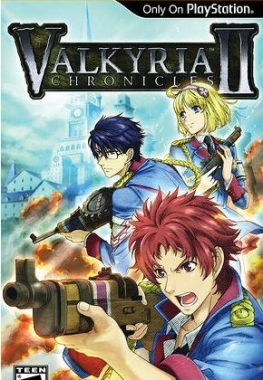 Valkyria Chronicles II [2010, Action/RPG]