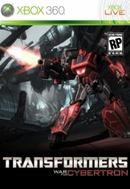 Transformers: War for Cybertron [Region Free][ENG][XBOX360]