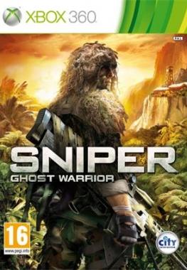 Снайпер : Воин-Призрак / Sniper: Ghost Warrior