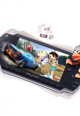 Сборник игр для PSP [FULL, ISO, RUS]