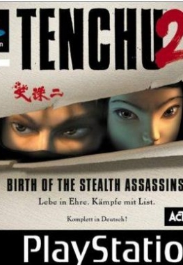 [PSX-PSP] Tenchu 2: Birth of the Stealth Assassins [2000, Stealth-action]