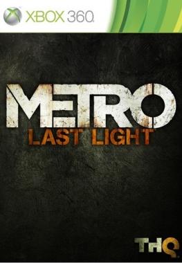 12 минут геймплея Metro: Last Light