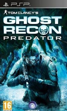 Tom Clancy's Ghost Recon: Predator [Eur][Patched][2010, Action]