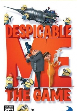 Despicable Me: The Game [ENG] [2010, Action\Adventure]