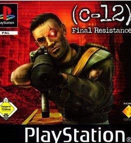 PSX-PSP] C-12: Final Resistance / C-12: Финальное Противостояние [2001, Action, Sci-Fi Shooter]