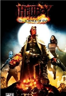 Hellboy: The Science of Evil [RUS] 2008