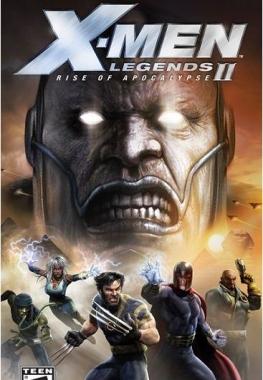 X-Men Legends II: Rise of Apocalypse [2006, Приключения]