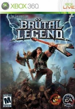 Brutal Legend (2009) [Region Free] [RUS] [P]