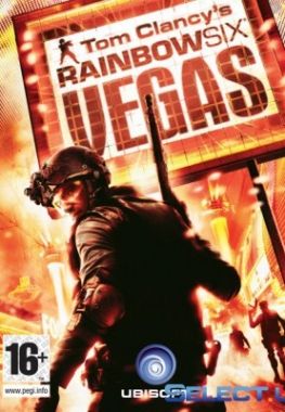 Tom Clancy's Rainbow Six Vegas 2 [ENG] PS3