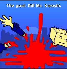 Mr.Karoshi [MINIS] [Patched] [FULL][ISO][ENG] PSP