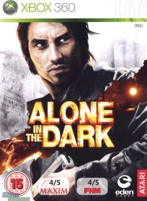 Alone in the Dark[PAL][RUS] XBOX360