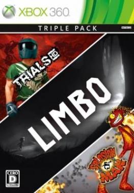 XBLA Triple Pack: Limbo, Trials HD, & 'Splosion Man. 2011
