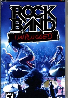 Rock Band Unplugged [2009,Simulator]
