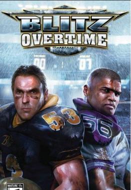 Blitz: Overtime [2006, Sport/Simulator]