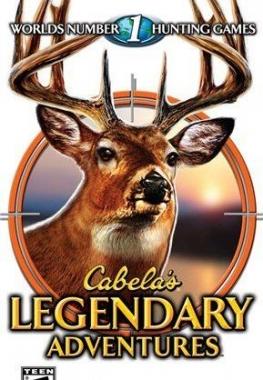 Cabela's Legendary Adventures [2008, Simulator]