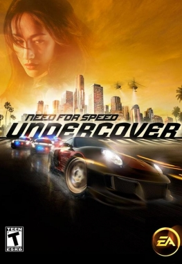 Need for Speed: Undercover (2008) PS3