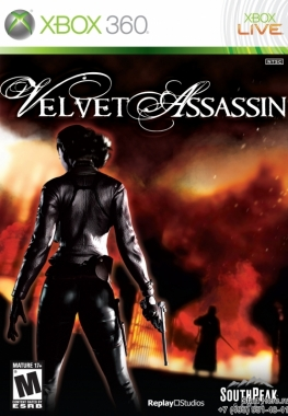 [XBOX360]Velvet Assassin [2009 / Region Free / RUSSOUND]