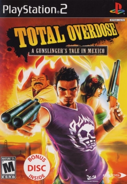 [PS2] Total Overdose [2005/ENG]