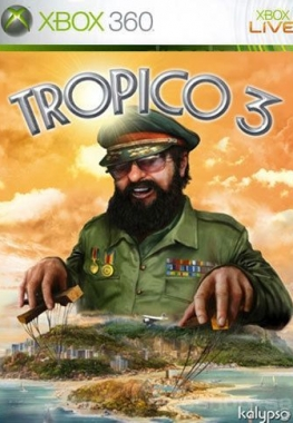[Xbox 360] Tropico 3 [Region Free/RUS/2009]