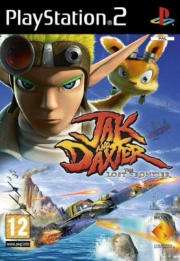 Jak and Daxter: The Lost Frontier [RUS]