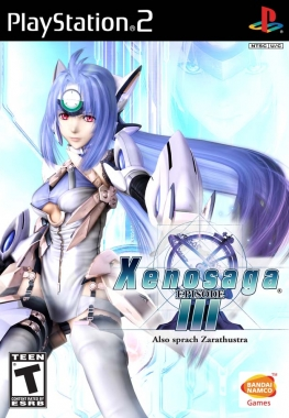 Xenosaga Episode III Also Sprach Zarathustra[Uncensored.EnglishDub] [ENG]