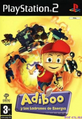 Adiboo and the Energy Thieves (2004/PS2/EN)
