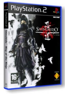 Shinobido: Way Of The Ninja (2006/PS2/ENG)