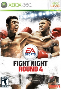 [Xbox360] Fight Night Round 4 [REGION FREE] [2009/ENG]