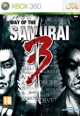 [Xbox360] Way of the Samurai 3 [PAL/ENG]