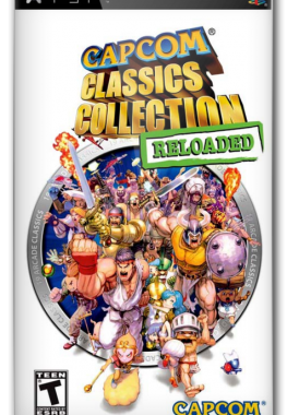 Capcom Classics Collection Reloaded ENG