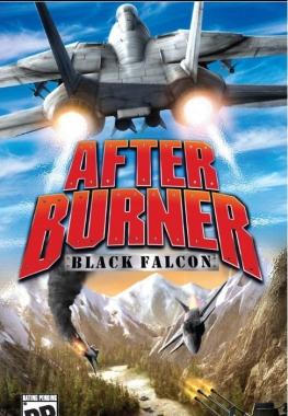 After Burner: Black Falcon [2007, Лётный симулятор]