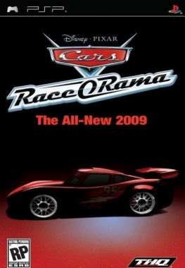Cars Race-O-Rama [2009, Гонки]
