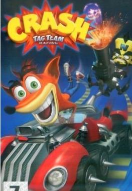 Crash Tag Team Racing [2005, Racing]